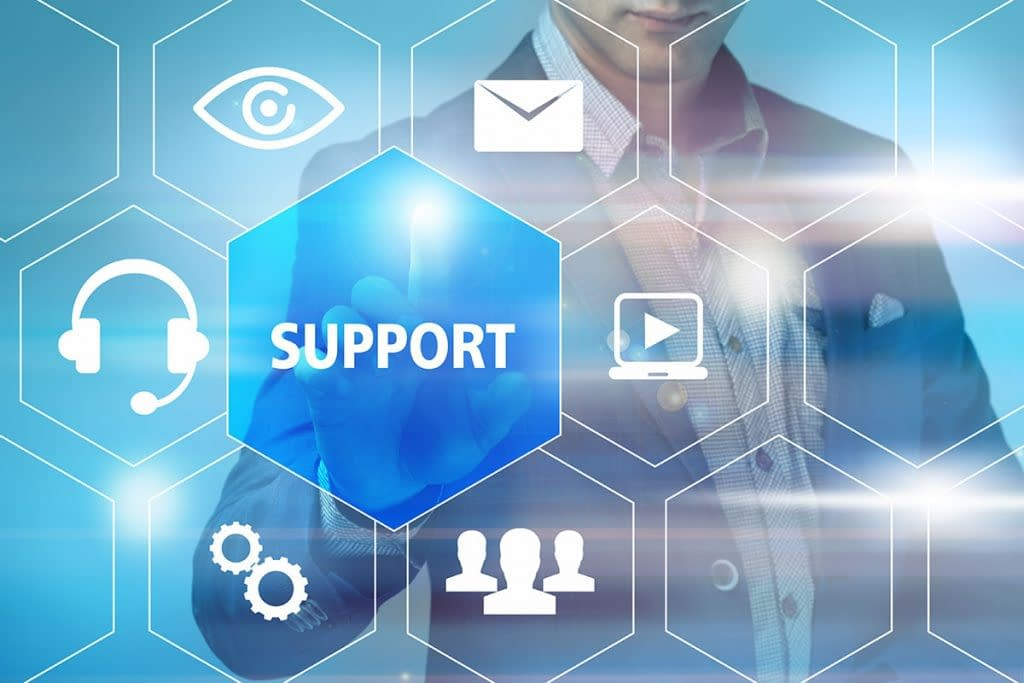 Helpdesk It Support